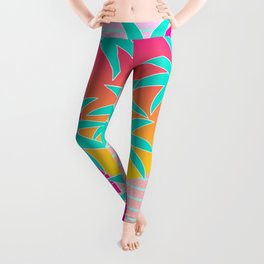 Hello Miami Sunset Leggings