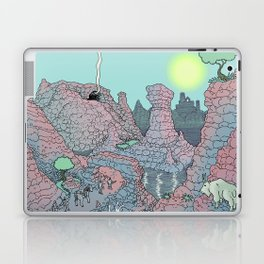 There be Dragons Laptop & iPad Skin
