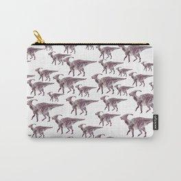 Parasaurlophuses Carry-All Pouch