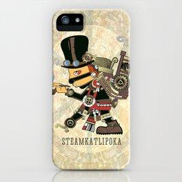 Steamkatlipoka iPhone Case