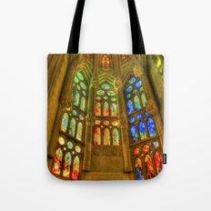 Sagrada Família, Barcelona, Spain Tote Bag
