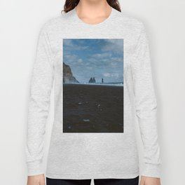 Iceland Sea Stacks Long Sleeve T-shirt