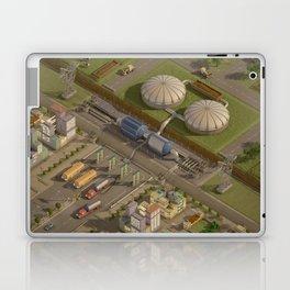 Biogas City Laptop & iPad Skin