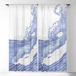 Kymothoe Sheer Curtain