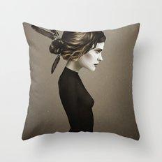 This City (Alternative) Throw Pillow