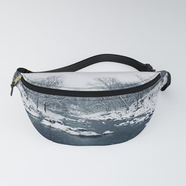 Down Four Mile Run Fanny Pack