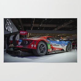Ford GT 2017 Rug
