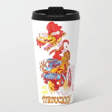 Free range turducken Travel Mug