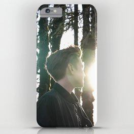 Into Light iPhone Case