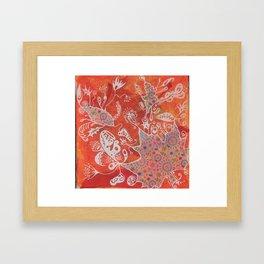 Autumn Fall Framed Art Print