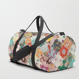 sarilmak patchwork Duffle Bag