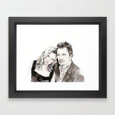 Before Midnight Framed Art Print
