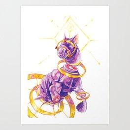 portal maker Art Print