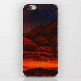 The Warmest Welcome iPhone Skin