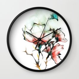 cool sketch 84 Wall Clock