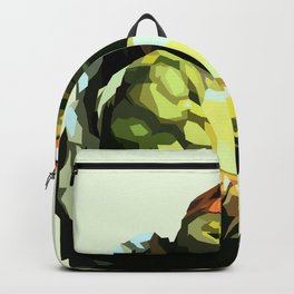 Aye Youngster, Backpack