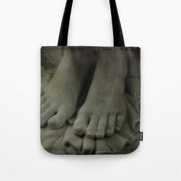 StoneFeet2 Tote Bag