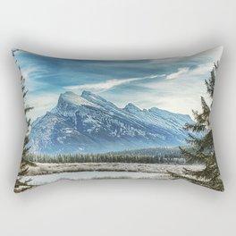 Natural Beauty Rectangular Pillow