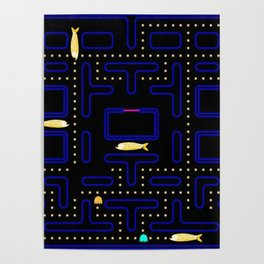 Pac-Fish III Poster