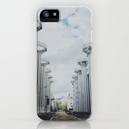 Dystopian iPhone Case