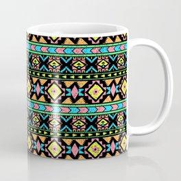 Southwestern Surf Stripes 2 Coffee Mug
