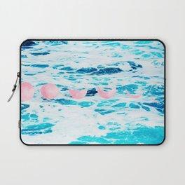 Beach Baby, Moon Baby Laptop Sleeve