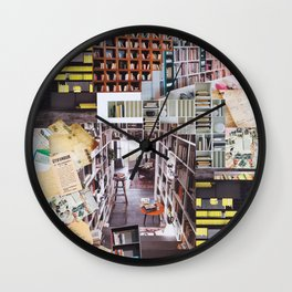 The stories don't end here Wall Clock