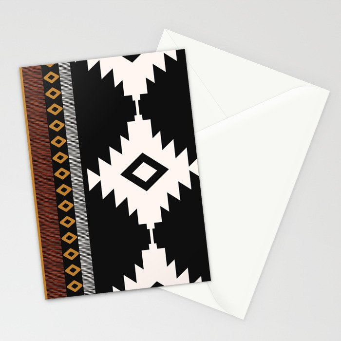 Pueblo in Sienna Stationery Cards