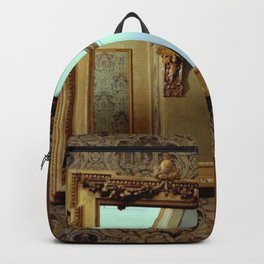 Square And Away Backpack