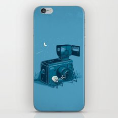 Quitting Time iPhone Skin