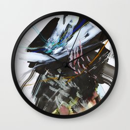 Day 24 Wall Clock