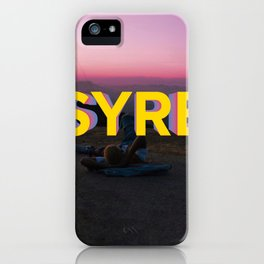 syre iPhone Case