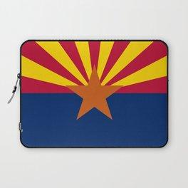 State flag of Arizona, Authentic HQ image Laptop Sleeve