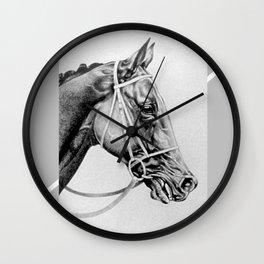Ready to Run - Vaguely Noble (GB) Wall Clock