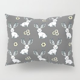 Jackelope of all Trades Pattern Pillow Sham
