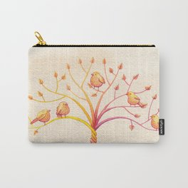 April Tree Carry-All Pouch