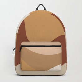 MOUNTAIN DREAMS - beautiful abstract art Backpack