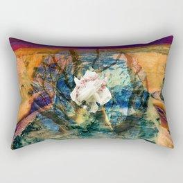 Universal Sychronicity Rectangular Pillow