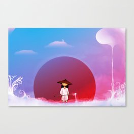Yun Canvas Print