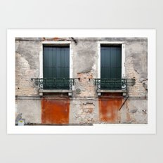 All About Italy. Venice 3 Art Print