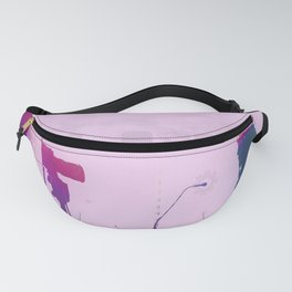 Audio, Video, and Everything in Between Fanny Pack