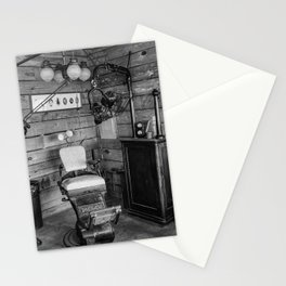 Antique Dentist Office Stationery Cards