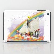 Penguins to South Pole iPad Case