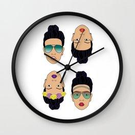 FOREVER SUMMER 2.1 Wall Clock