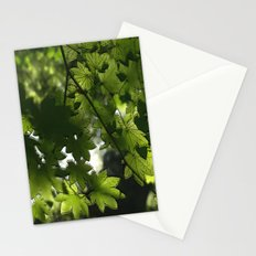 Leaf It To Me.  Stationery Cards