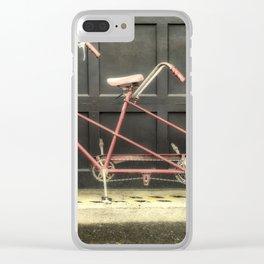 Tandem Clear iPhone Case
