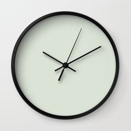 Phantom Green Wall Clock