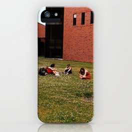 collect some memories iPhone Case