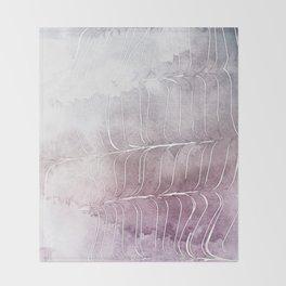Finee Finese Mauvelous Throw Blanket