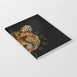 Cheetah Face Notebook